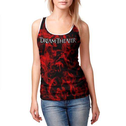 Женская майка 3D  Фото 03, Dream Theater