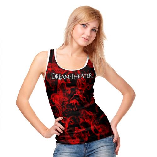 Женская майка 3D  Фото 05, Dream Theater