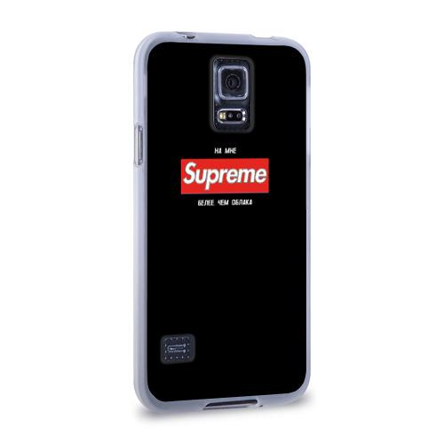 Чехол для Samsung Galaxy S5 силиконовый  Фото 02, Элджей