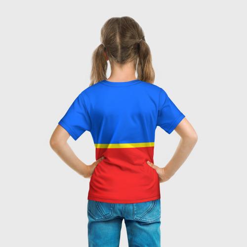 Детская футболка 3D  Фото 04, Подольск