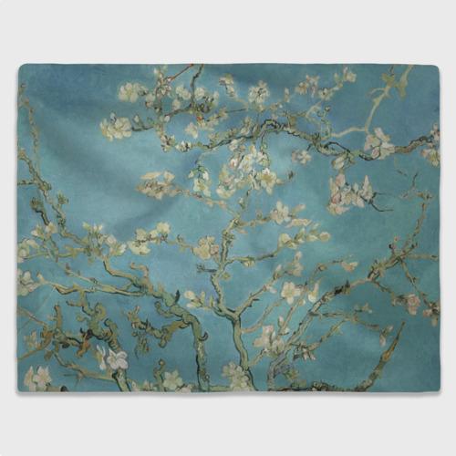 Плед 3D  Фото 03, Ван Гог Цветущие ветки миндаля