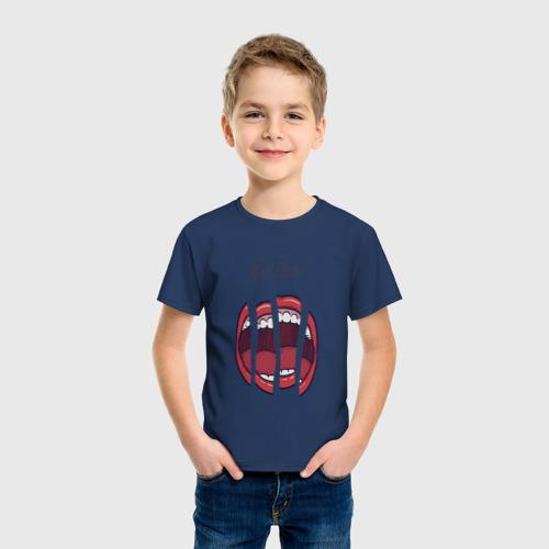 Детская футболка хлопок Pink Floyd Фото 01