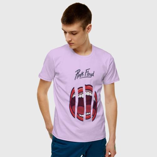 Мужская футболка хлопок Pink Floyd Фото 01