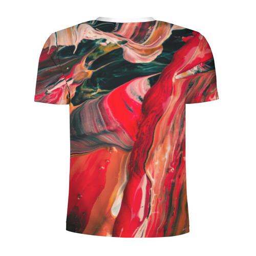 Мужская футболка 3D спортивная  Фото 02, muse
