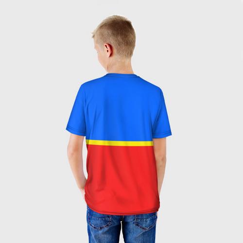 Детская футболка 3D  Фото 02, Грозный