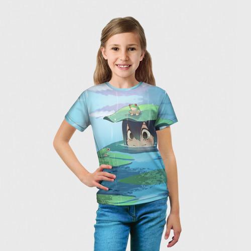 Детская футболка 3D  Фото 03, Тсую Асуи