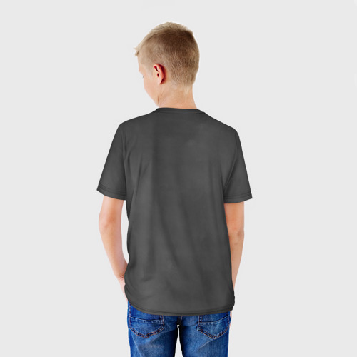 Детская футболка 3D  Фото 02, Pretty good job