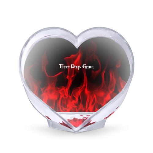 Сувенир Сердце  Фото 01, Three Days Grace