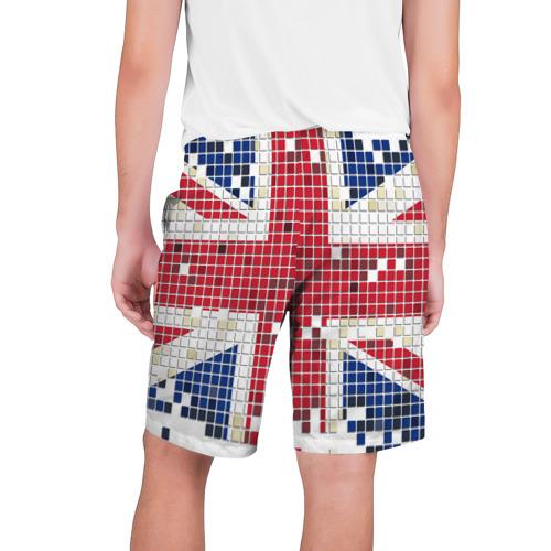 Мужские шорты 3D  Фото 02, Англия