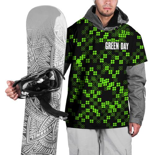 Накидка на куртку 3D  Фото 01, Green Day