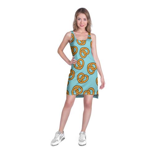 Платье-майка 3D  Фото 03, Сердца Крендельки