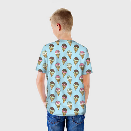 Детская футболка 3D  Фото 02, Sweet