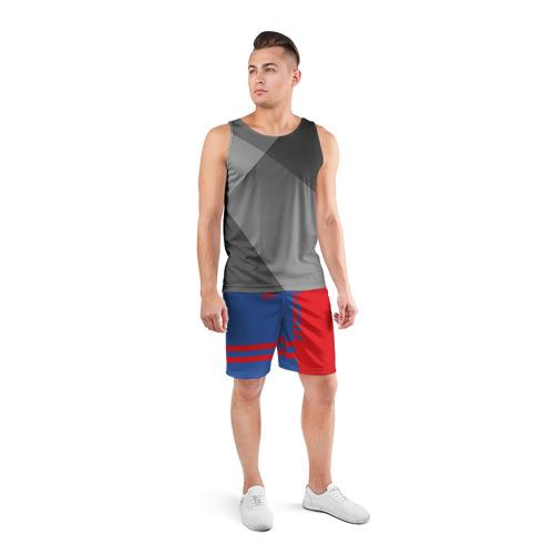 Мужские шорты 3D спортивные  Фото 04, Lifan