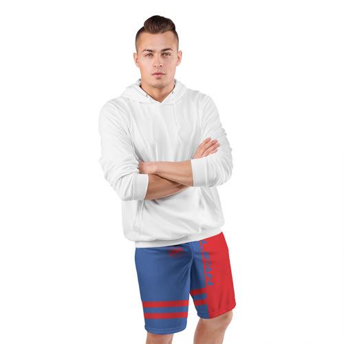 Мужские шорты 3D спортивные  Фото 05, Lifan