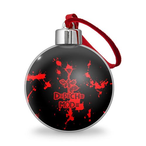 Ёлочный шар Depeche Mode Фото 01