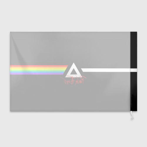 Флаг 3D  Фото 02, Pink Floyd