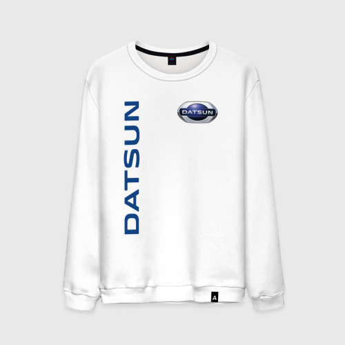 Мужской свитшот хлопок  Фото 01, Datsun