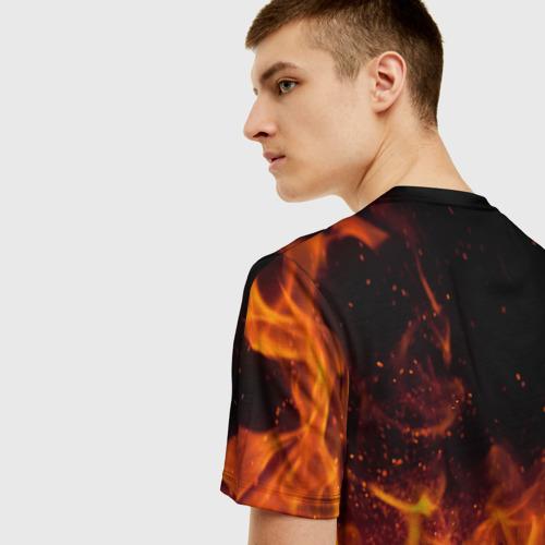 Мужская футболка 3D МЧС России Фото 01