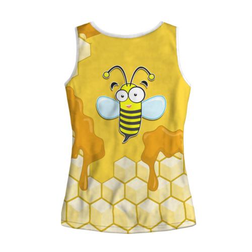 Женская майка 3D  Фото 02, Пчелка