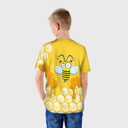 Детская футболка 3D  Фото 02, Пчелка