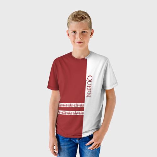 Детская футболка 3D  Фото 01, Queen