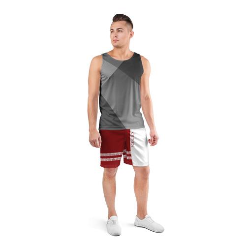 Мужские шорты 3D спортивные  Фото 04, Queen