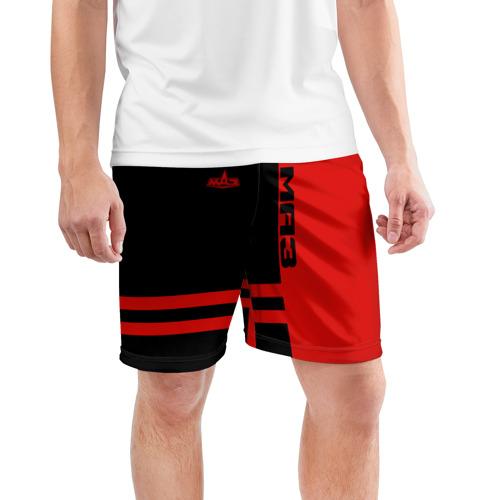 Мужские шорты 3D спортивные  Фото 03, МАЗ