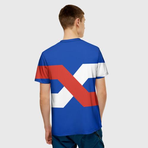 Мужская футболка 3D  Фото 02, Герб России