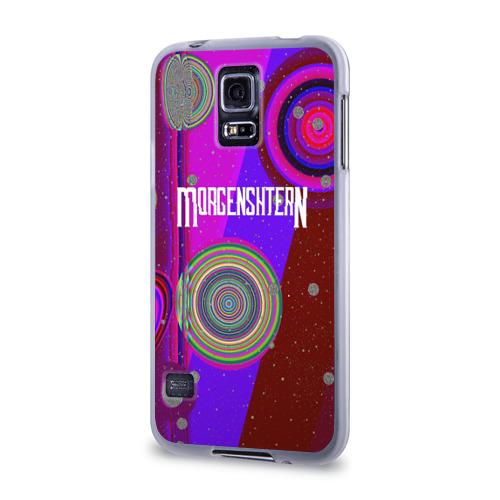 Чехол для Samsung Galaxy S5 силиконовый  Фото 03, Morgenshtern