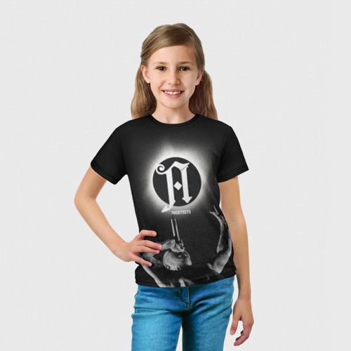 Детская футболка 3D  Фото 03, Architects