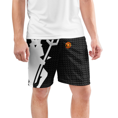 Мужские шорты 3D спортивные  Фото 03, F.C.M.U SPORT