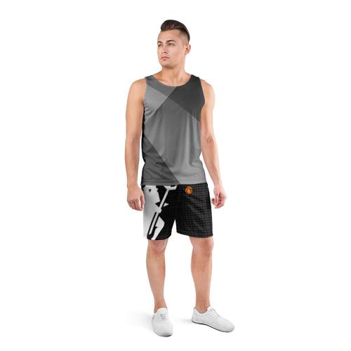 Мужские шорты 3D спортивные  Фото 04, F.C.M.U SPORT