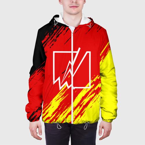 Мужская куртка 3D  Фото 04, RAINBOW SIX SIEGE BANDIT