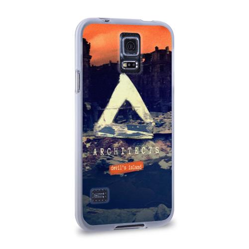 Чехол для Samsung Galaxy S5 силиконовый  Фото 02, Architects