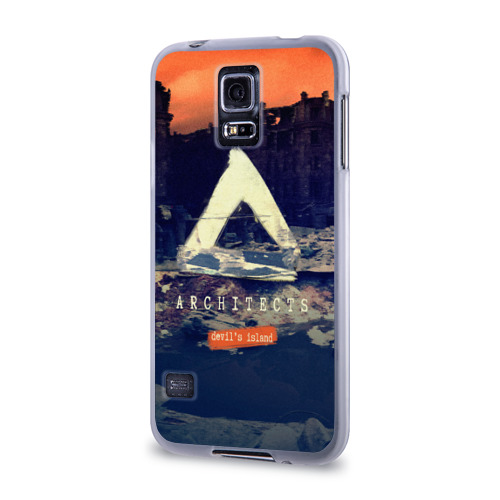 Чехол для Samsung Galaxy S5 силиконовый  Фото 03, Architects