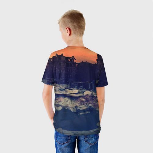 Детская футболка 3D  Фото 02, Architects