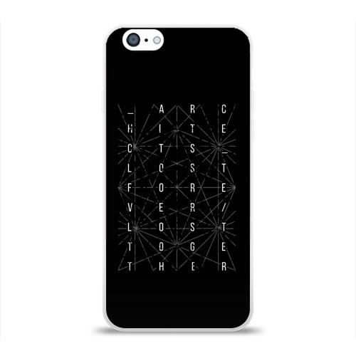 Чехол для iPhone 6/6S глянцевый Architects Фото 01
