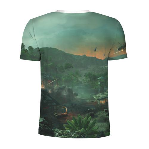 Мужская футболка 3D спортивная  Фото 02, Far Cry Vietnam