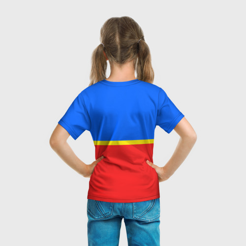 Детская футболка 3D  Фото 04, Химки