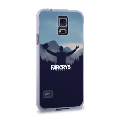 Чехол для Samsung Galaxy S5 силиконовый  Фото 02, Ave Joseph