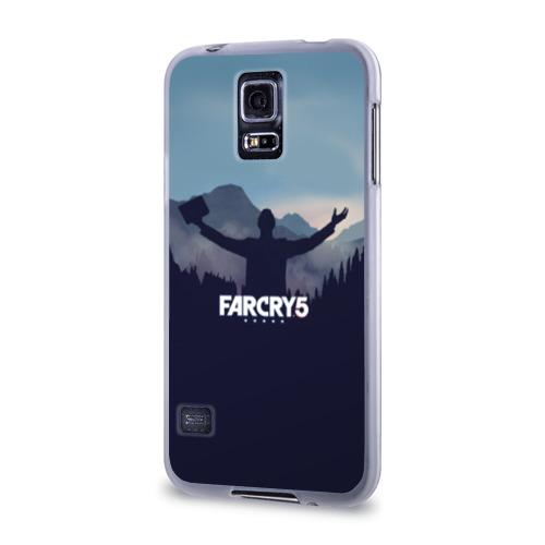 Чехол для Samsung Galaxy S5 силиконовый  Фото 03, Ave Joseph