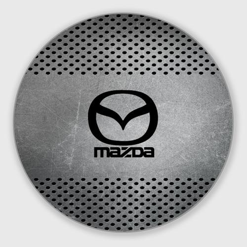 Коврик для мышки круглый  Фото 01, MAZDA