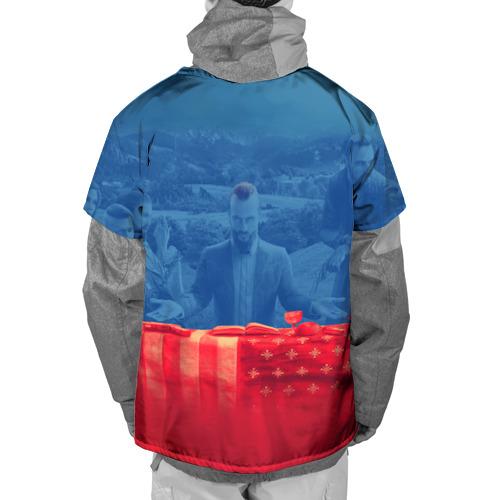 Накидка на куртку 3D  Фото 02, Joseph Seed Family
