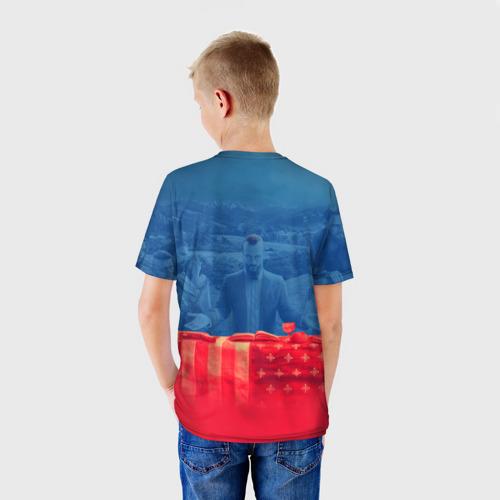 Детская футболка 3D  Фото 02, Joseph Seed Family