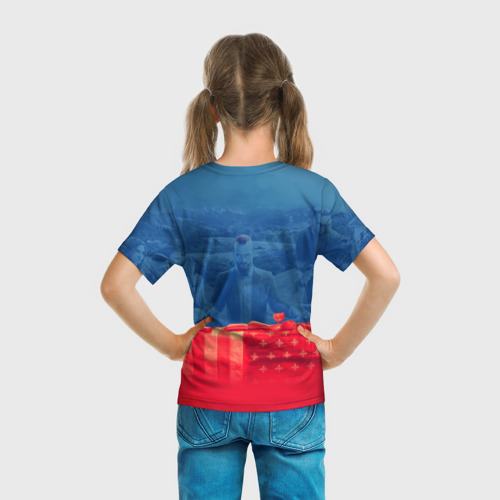 Детская футболка 3D  Фото 04, Joseph Seed Family