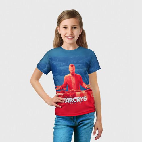 Детская футболка 3D  Фото 03, Joseph Seed Family