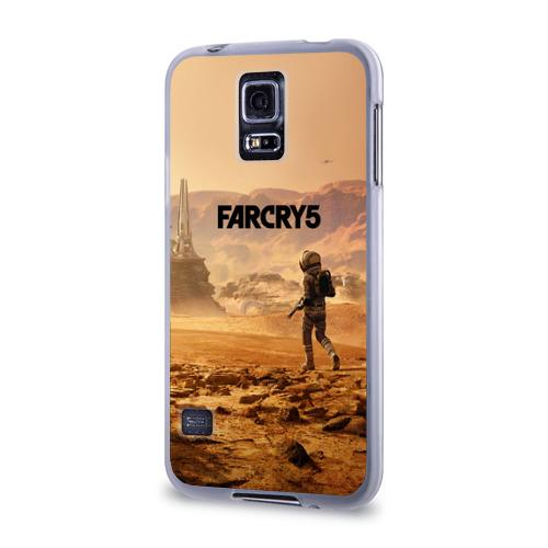 Чехол для Samsung Galaxy S5 силиконовый  Фото 03, Far Cry 5 Mars