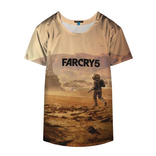 Накидка на куртку 3D  Фото 04, Far Cry 5 Mars