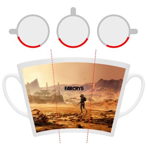 Кружка Латте Far Cry 5 Mars Фото 01