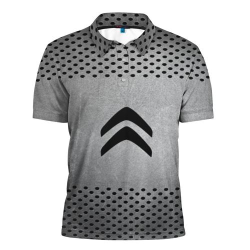 Мужская рубашка поло 3D  Фото 01, CITROEN